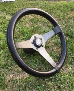 Wolfsburg Steering Wheel