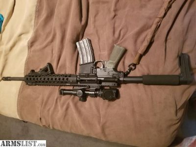 For Sale/Trade: Spikes ar15