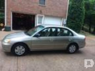 2003, Honda, Civic EX