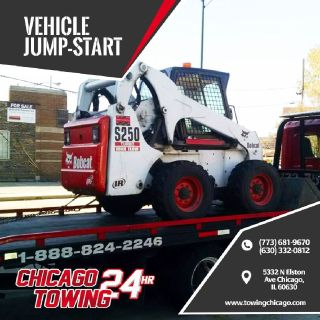 Vehicle Jump-Start Chicago