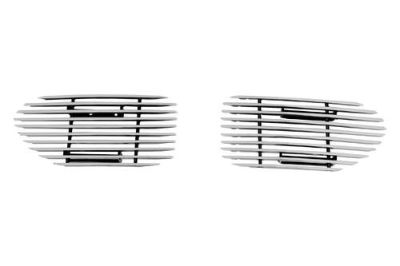 Purchase Paramount 34-0160 - Nissan Maxima Restyling 4.0mm Fog Light Grille 2 Pcs motorcycle in Ontario, California, US, for US $24.30
