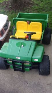 John Deere Gator Power Wheel Ride on Toy