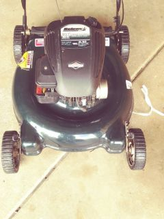 "21"" push mower briggs stratton"