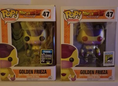 2015 POP! Exclusives