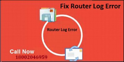 18002046959 Steps to Fix Router Log Error Code