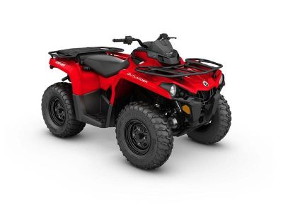 2017 Can-Am Outlander 450 Utility ATVs Leesville, LA