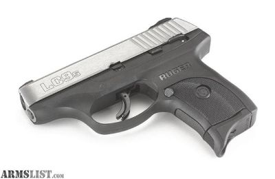 For Sale: Ruger LC9s Stainless Steel