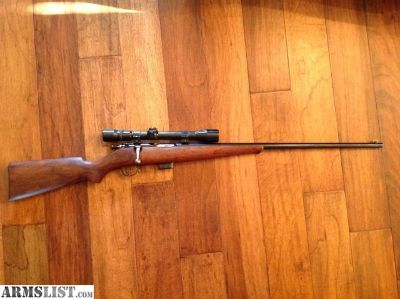For Sale/Trade: Savage Sporter 23B in 25-20 with vintage weaver scope