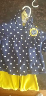 Pants and shirt size 18 months, carters brand