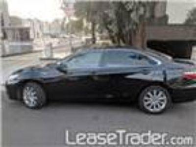 2017 Toyota Camry Hybrid LE Lease