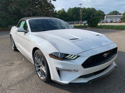 2019 Ford Mustang EcoBoost Premium (White)
