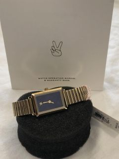 Woman s Gomelsky The Shirley Fromer Bracelet Watch, 18mm x 26mm