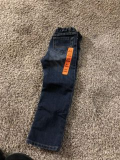 Toddler Boys Jeans size 4t.