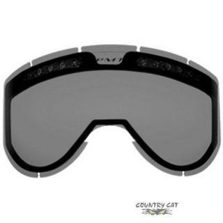 Purchase Arctic Cat Smith Cariboo Turbo Carbon Goggles Replacement Smoke Lens - 4912-147 motorcycle in Sauk Centre, Minnesota, United States, for US $16.99