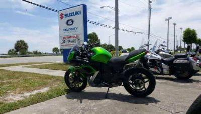 2016 Kawasaki Ninja 650 Sport Motorcycles Melbourne, FL