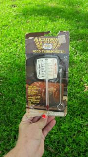 Vintage Nordic Ware microwave food thermometer
