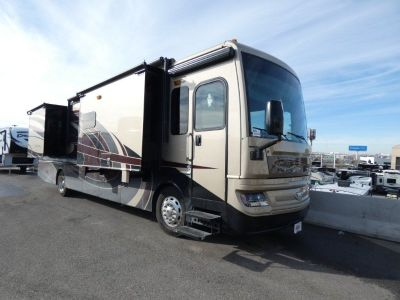 2018 Fleetwood RV Pace Arrow LXE 38N Motor Home Class A - Diesel  Stock Number: 166280  Fleetwood Pa