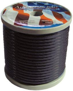 Purchase Wire 4 Ga Smoke Color 100 Ft Roll - Ab1666bk *p4gb* American Bass 4gb Wire motorcycle in Hicksville, Ohio, United States, for US $73.33