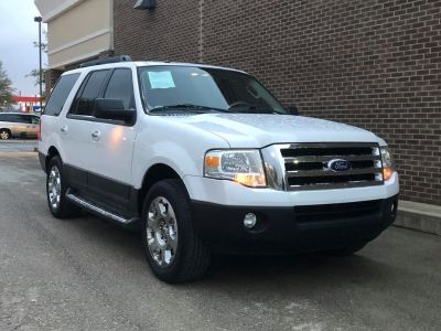 2011 Ford Expedition XL (White)