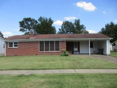 3 Bed 1 Bath Foreclosure Property in Paragould, AR 72450 - N 9th St