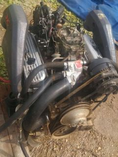 Buy OMC STRINGER RARE 4.3 4 barrel carb (V6) MARINE MOTOR ENGINE GOOD COMP. READ!!! motorcycle in Faribault, Minnesota, United States, for US $1,700.00