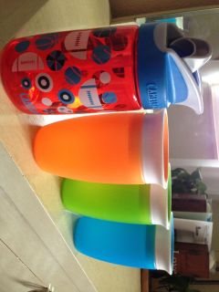 Camelback and munchkin 360 miracle cups