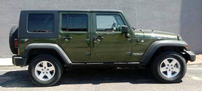 2007 Jeep WRANGLER RUBICON Onroad Waco, TX