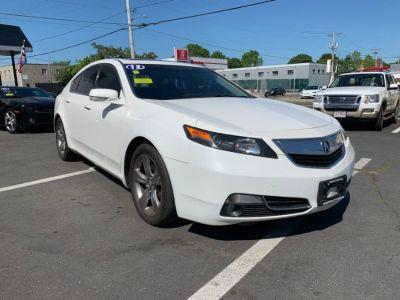 2012 Acura TL SH-AWD w/Tech (White)