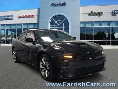 2016 Dodge Charger R/T (Pitch Black Clearcoat)