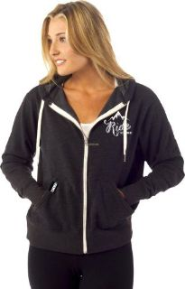 Find 509 WOMEN'S RIDE MOUNTAIN ZIP HOODY - BLACK motorcycle in Sauk Centre, Minnesota, United States, for US $34.97