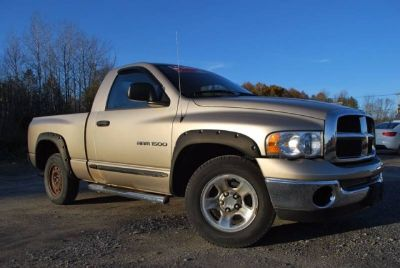 2005 Dodge Ram Pickup 1500 SLT 2dr Regular Cab Rwd LB