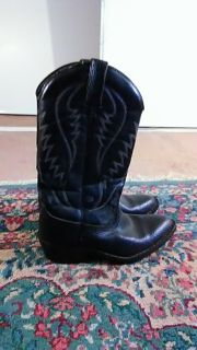 Cowboy boots for men by Rider Express - Good condition - size: 7 1/2