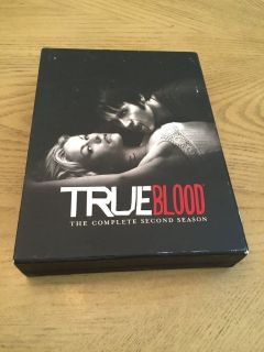 True Blood second season