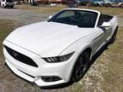2015 Ford Mustang White, 42K miles