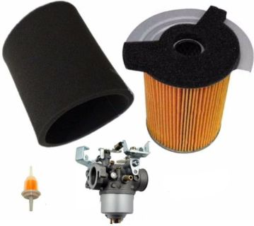 Find GAS GOLF CART TUNE UP KIT YAMAHA G14 300CC 4 CYCLE 95 96 W/ CARBURETOR FILTERS motorcycle in Lapeer, Michigan, United States, for US $56.66