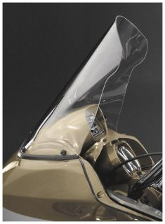 Sell National Cycle Vstream Windshield Tall Clear 98-09 HD motorcycle in Ashton, Illinois, US, for US $170.96