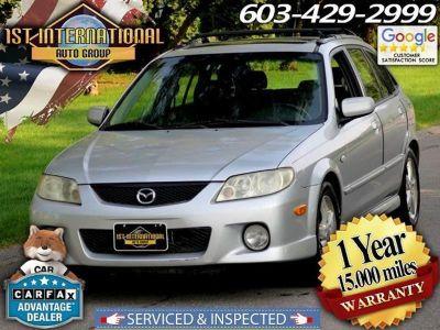 2003 Mazda Protege5 Base (Silver)