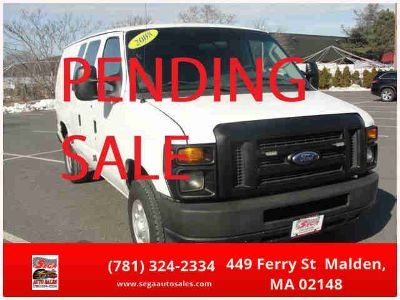Used 2008 Ford E350 Super Duty Cargo for sale