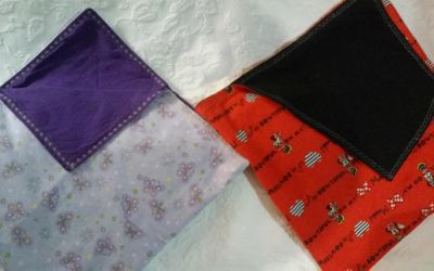 Embroidered Edge Baby Blankets