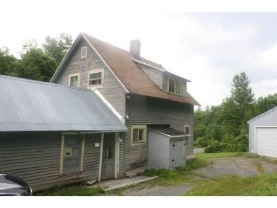 2 Bed 1 Bath Foreclosure Property in Charlemont, MA 01339 - W Hawley Rd