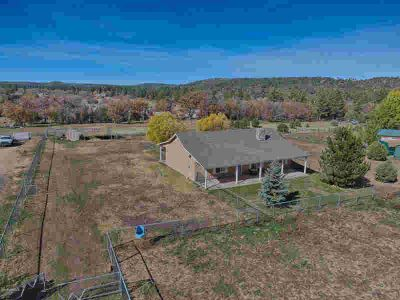 1282 TURKEY HILL Road Pinedale, Great Four BR home with