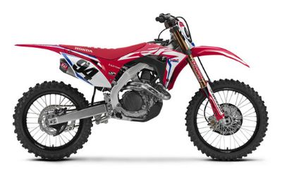 2019 Honda CRF450RWE Motocross Motorcycles Oak Creek, WI