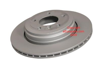 Purchase NEW Zimmermann Disc Brake Rotor - Rear 150340520 BMW OE 34216772085 motorcycle in Windsor, Connecticut, US, for US $88.32