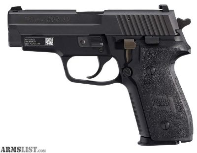 For Sale: SIG M11-A1 (9MM)