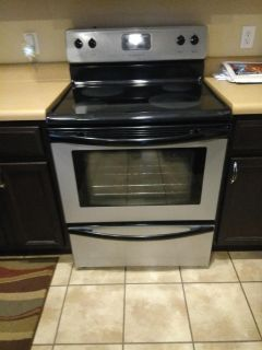 Frigidaire Electric stovetop
