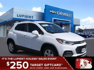 2018 Chevrolet Trax (summit white)