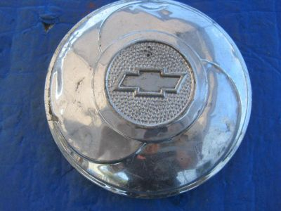 Purchase 1933 Chevrolet Hubcap Hub Cap Wheel Cover vintage RARE SD6 motorcycle in Philadelphia, Pennsylvania, US, for US $30.00