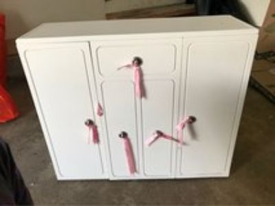 Doll clothes storage (great for American girl)