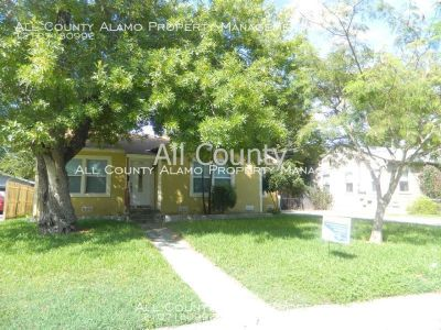 2 Bed, 1 Bath, Alamo Heights School District