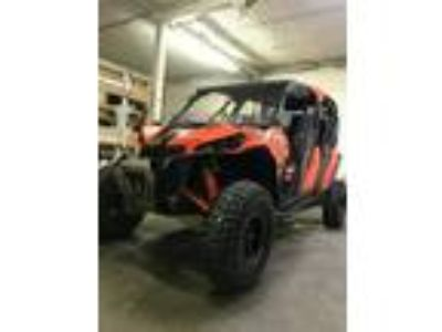 2015 Can-Am Maverick Max 4 Seats UTV Recently serviced